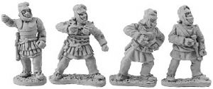 ANC20059 - Persian Guards/Kardakes Spearmen